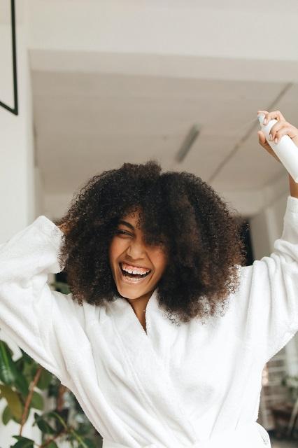 best hairsprays for curls